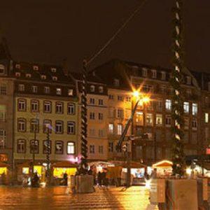 Strasbourg noël