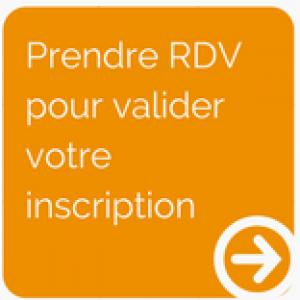 prendre rdv pour valider inscription coaching